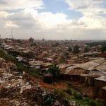 Kibera, největší keňský slum